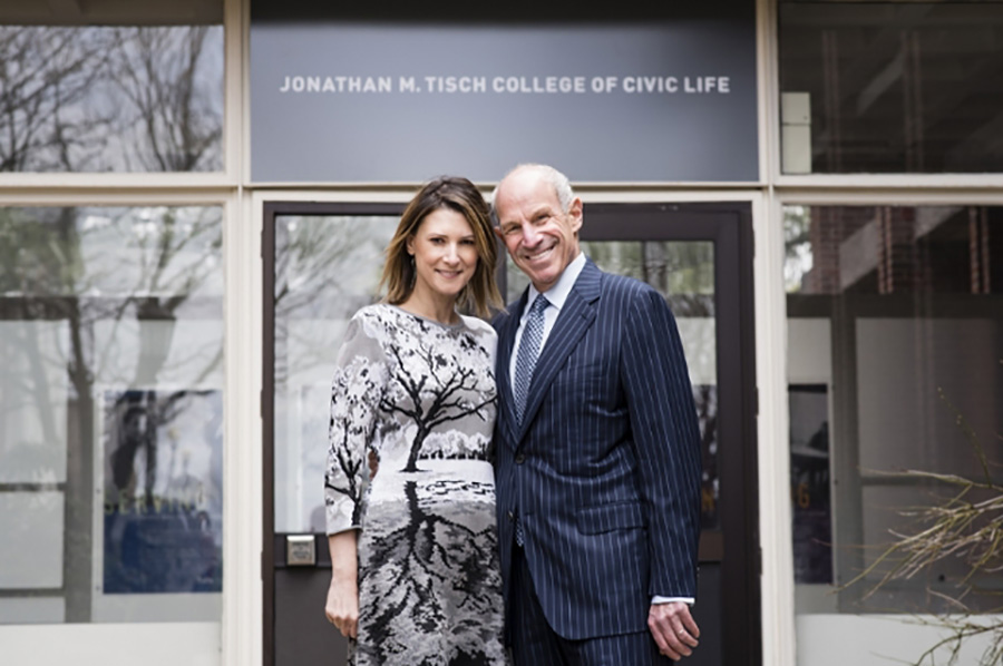 $15 Million Dollar Gift Bolsters Tisch College