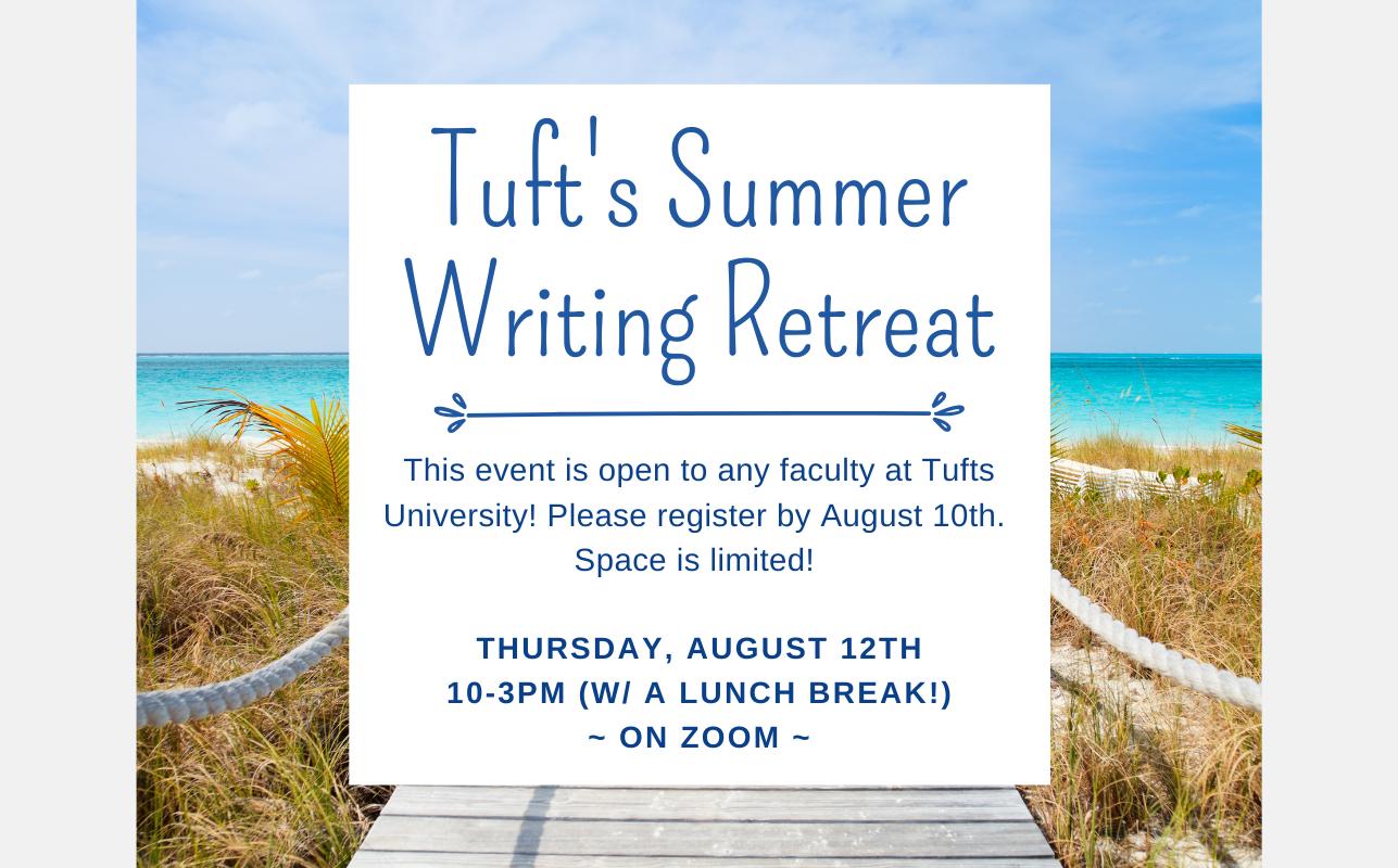 Summer Writing Retreat