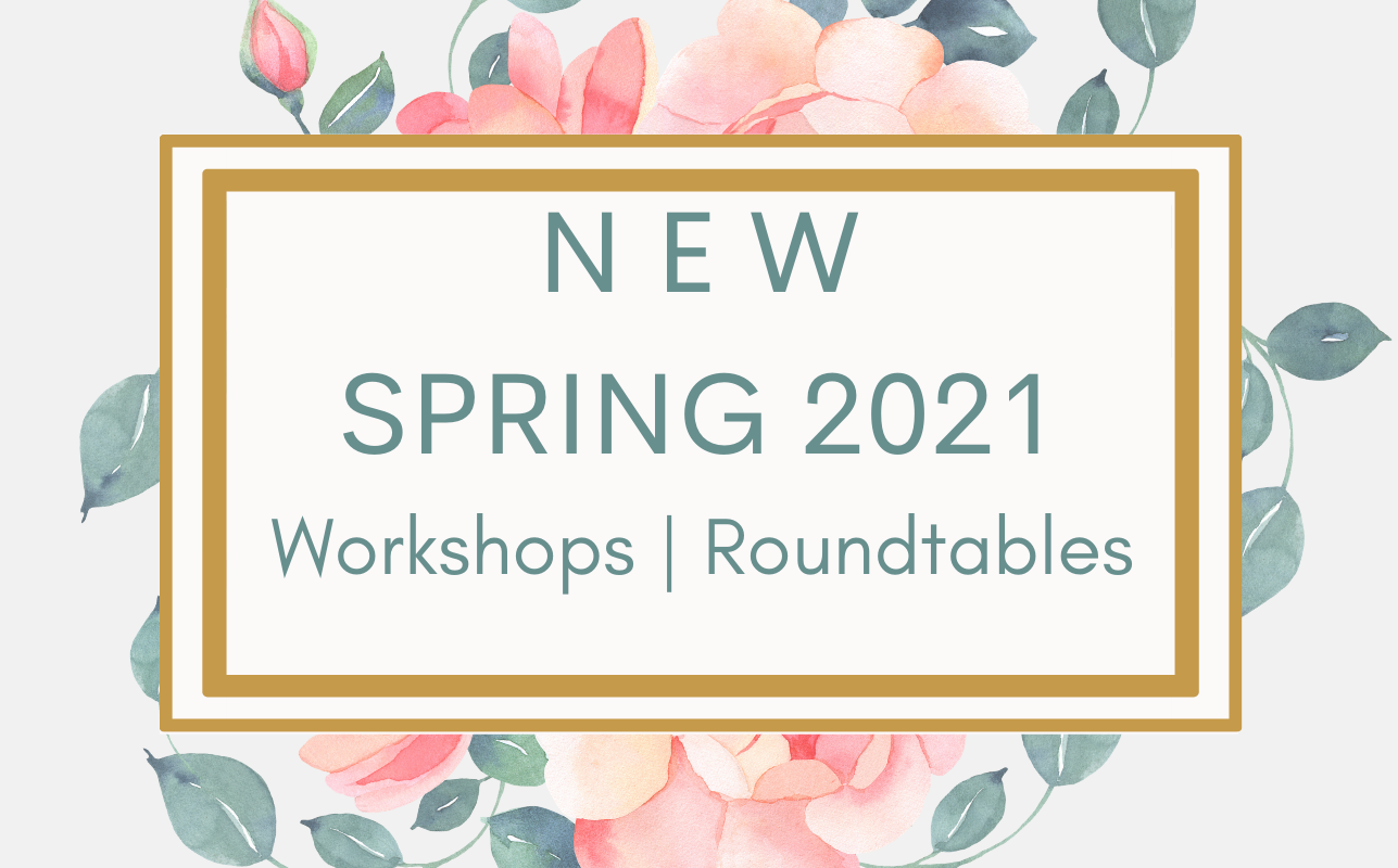 New Workshops