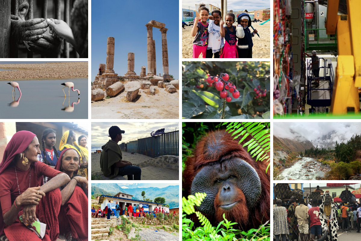 Global Perspectives Photo Contest Winners